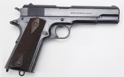 This Is How the CMP Will Sell the Army's Surplus M1911 Pistols