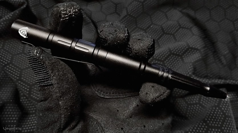 Black Scout Survival Tactical Pen