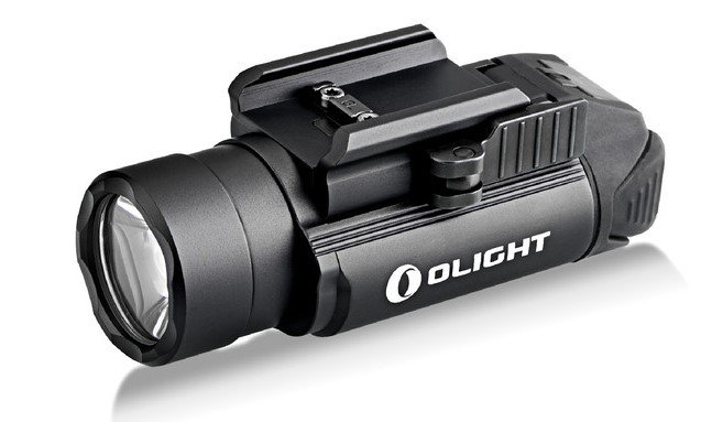 Olight PL-2 Valkyrie LED weapon light review