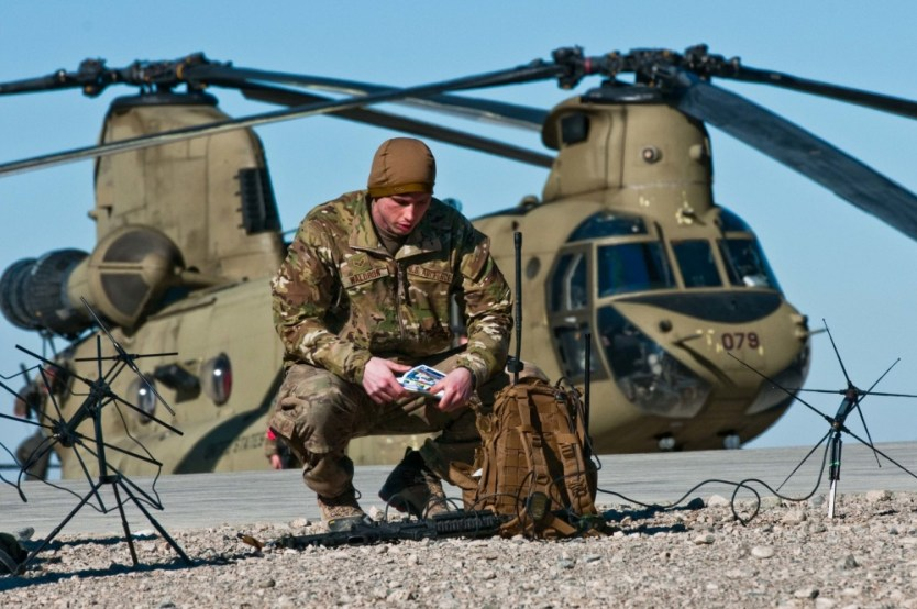 Loadout Room photo of the day: Pathfinders remain vigilant as forces draw down in Afghanistan