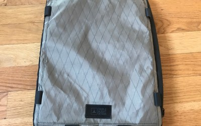 Triple Aught Design Transport Sleeve: Throw out that old Laptop bags and modularize your life