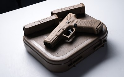First Look: Glock Unveils 3 New Pistols, Including 'Crossover' Glock 19X