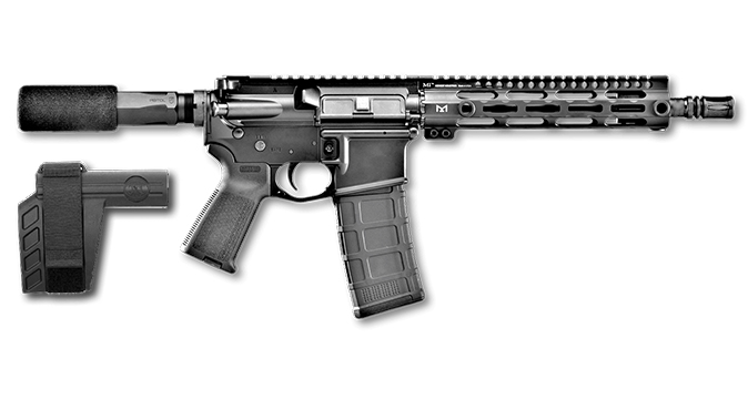 New: FN 15 Pistol in 5.56 & 300 BLK and FN 15 Tactical Carbine FDE