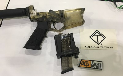 AR Adapter for glock Style Mags: American Tactical Imports Does it Right