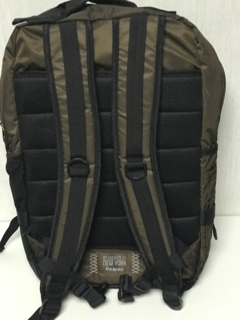 Solo Black Ops Altitude Backpack: Ready for the Urban Jungle