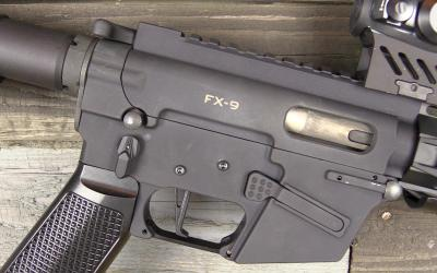 FX-9 Pistol Update: Pure Fun