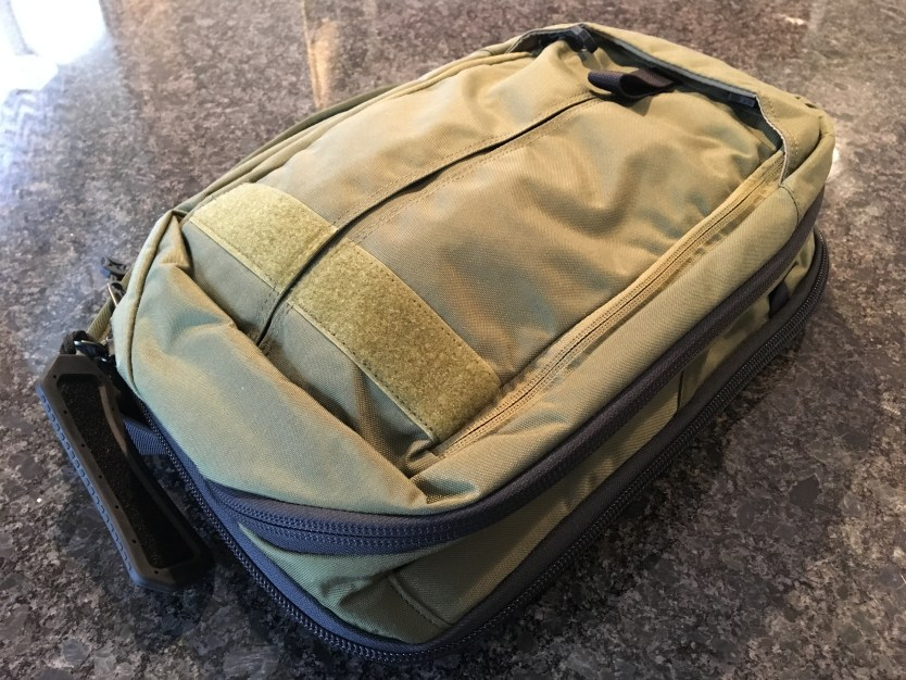 Vertx EDC Transit Sling Pack: A great daily commuter bag for digital nomads