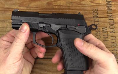 Watch: Bersa TPR9C First Look
