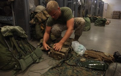Loadout Room photo of the day: Intelligence, Force Recon paint picture of battle space