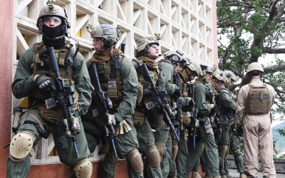Loadout Room photo of the day: Force recon surgically strikes