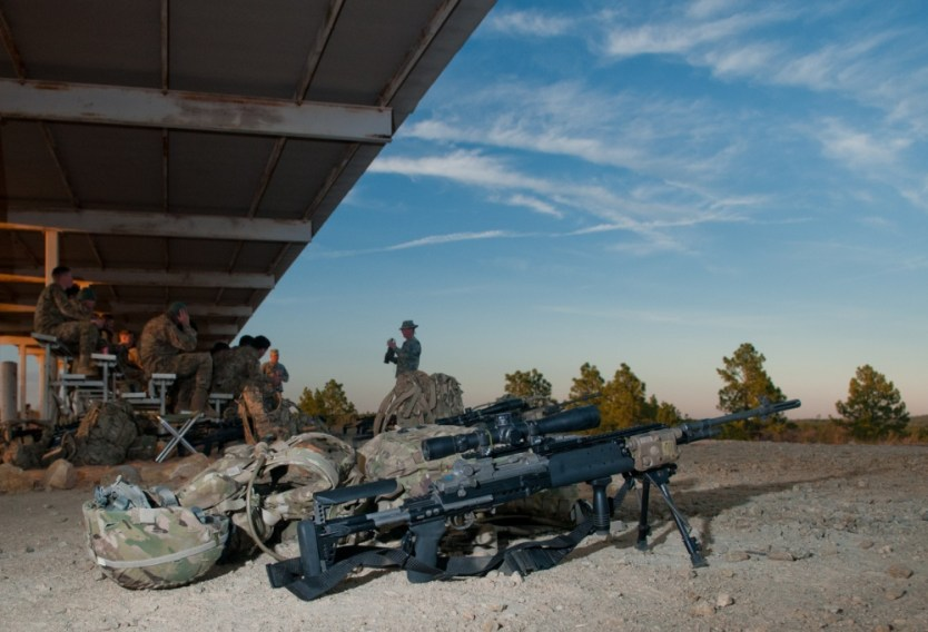 Loadout Room photo of the day: Army Reserve Marksmanship Team provides training on Enhanced Battle Rifle