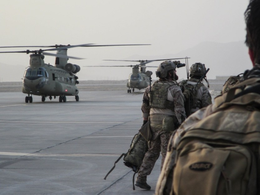 Loadout Room photo of the day: Special Operations Task Force in Afghanistan