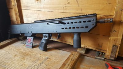 Jard J68 Pistol Caliber Carbine Fun: Graham Baates