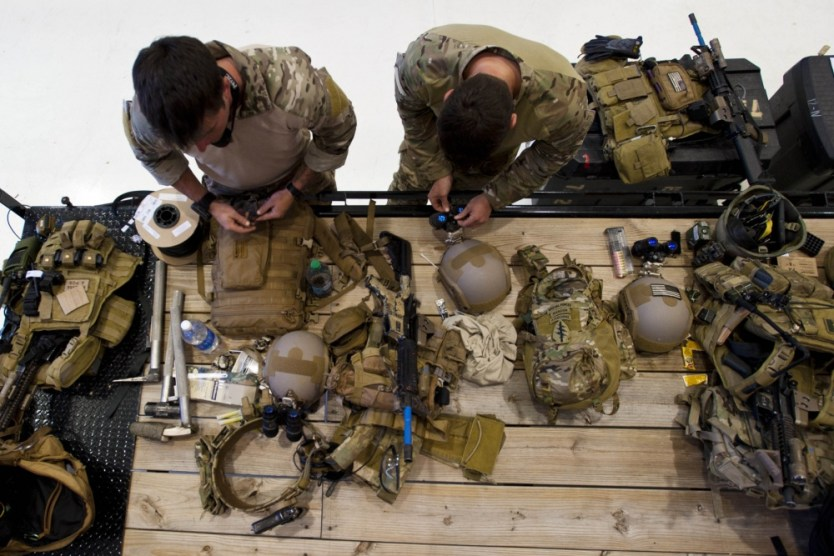 Loadout Room photo of the day: Joint Urban Assault Training
