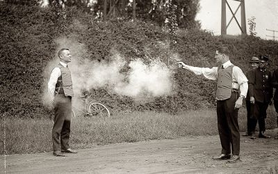 A brief history of bulletproof vests and armor