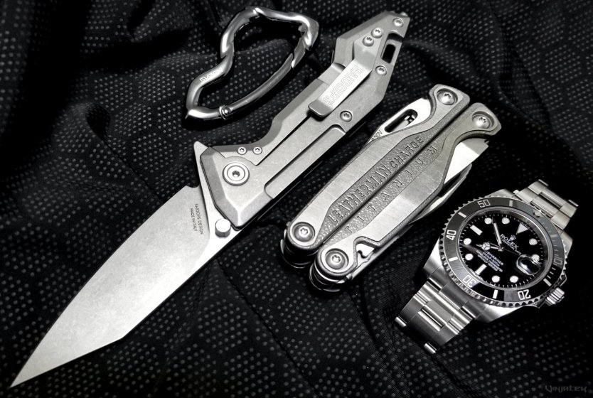 Loadout Room photo of the day: The Grey Grails EDC Kit