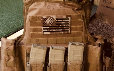 VOODOO Tactical 20-0096 Lightweight Plate Carrier