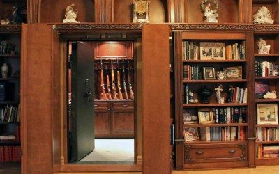 Your personal security: The panic room