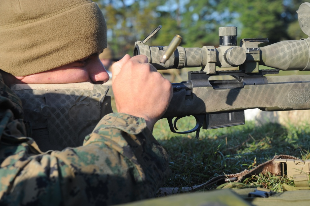 Marine Snipers Developing the skill for one shot, one kill | The Loadout Room