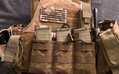 Short to Medium Range Operational Loadout