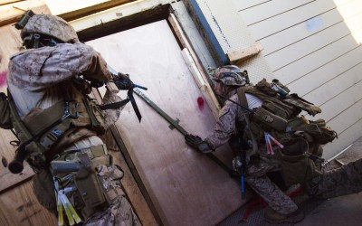 22nd MEU force recon platoon completes advanced combat tactics training