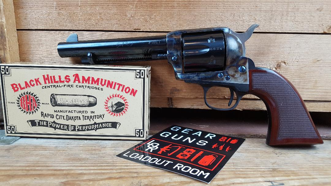 First Look: Evil Roy 1873 Colt from Cimarron | The Loadout Room