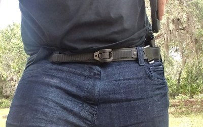 The Blackbeard Peacekeeper - A Low Pro Duty Belt