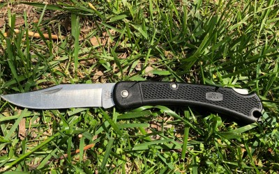 Looking for a durable but affordable knife? Check out the Buck Knives 110 Folding Hunter LT