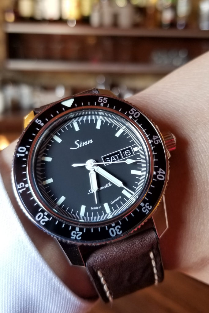 Sinn 104 Review: The classic pilot watch