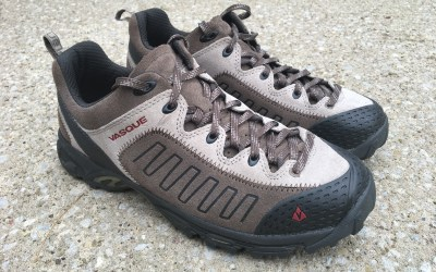 Men's Vasque Juxt Trail Shoe: Quick Look