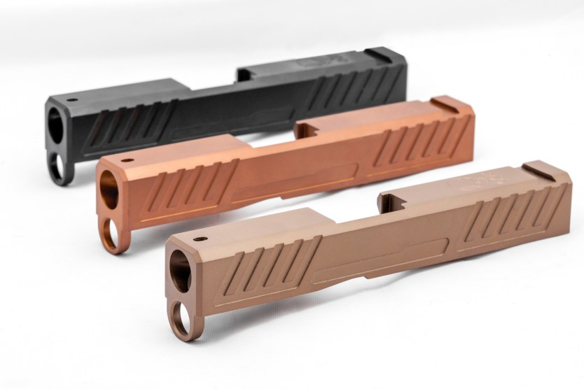 Grey Ghost Precision Announces New Color Offerings for SPG43 Slides