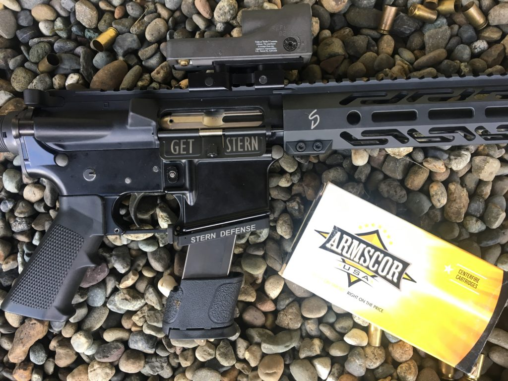 Turn Your AR Lower into a  45 Pistol Caliber Carbine: Stern
