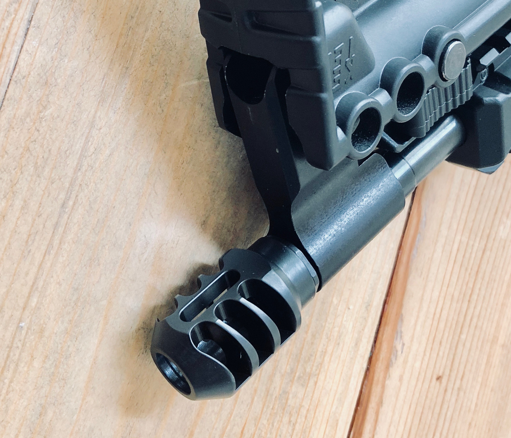 Take your Kel-Tec Sub 2000 to another level   M*CARBO Muzzle Brake