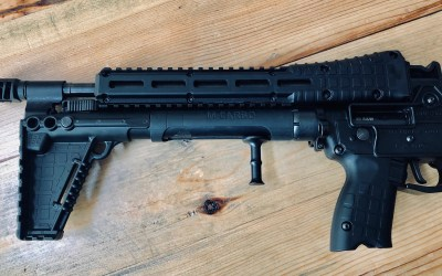 Take your Kel-Tec Sub 2000 to another level | M*CARBO Muzzle Break review