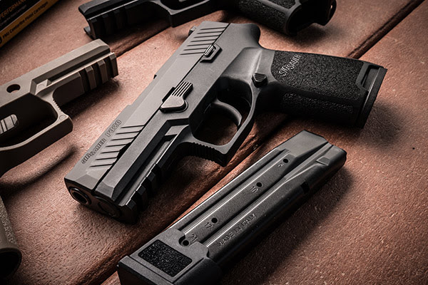 Webb County Sheriff's Office Selects SIG SAUER P320