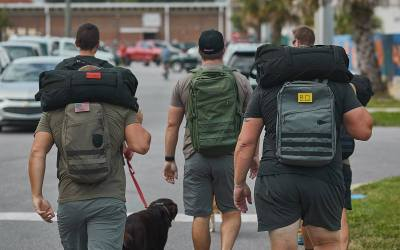 Workout Wednesday | Old school GORUCK PT Challenge