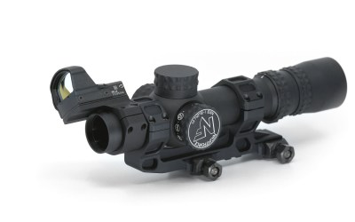 Reptilia Announces New 30mm Tube Red Dot Optic Mount