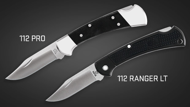Buck Knives Expands 112 Ranger Line of Knives