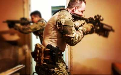 CQB | Introduction to Entry and Limited Penetration