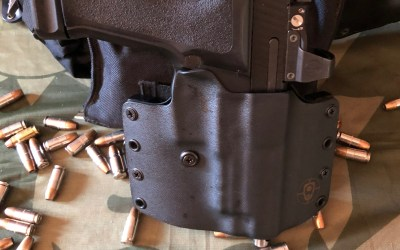 BlackPoint Tactical Outside the Waistband Holster