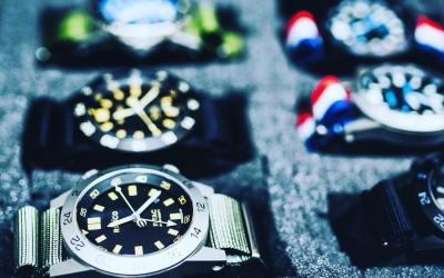 Watches worn and approved of by the Loadout Room Team