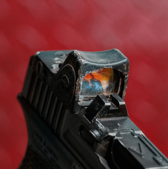Trijicon RMR Type 2 Selected for U.S. Special Operations Command (USSOCOM)