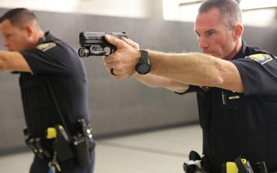 Manchester Police Department Completes Transition to SIG SAUER P320