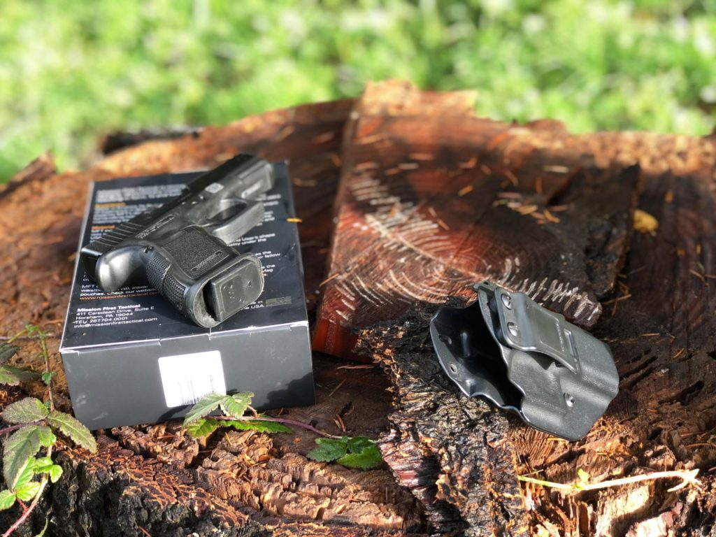 Mission First Tactical AIWB Holster and More