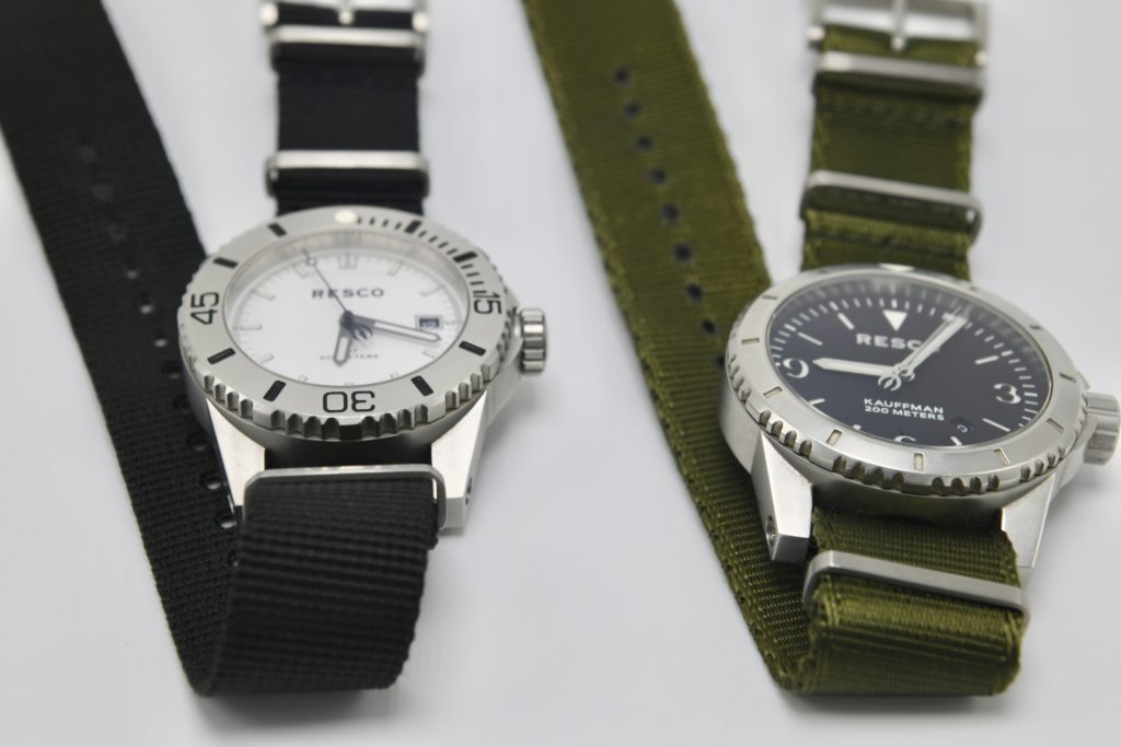 Toxic NATOS | Watch accessories done right