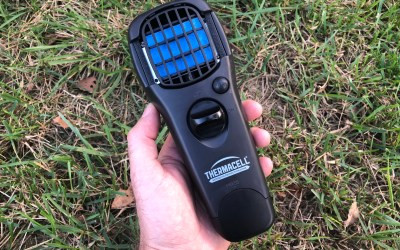 Thermacell MR150: Clean, convenient, and effective portable mosquito repellent
