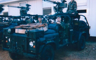 Ranger Special Operations Vehicle | RSOV