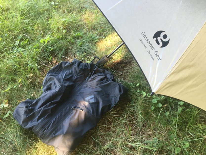 Rain Gear for the Ultralight Hiker