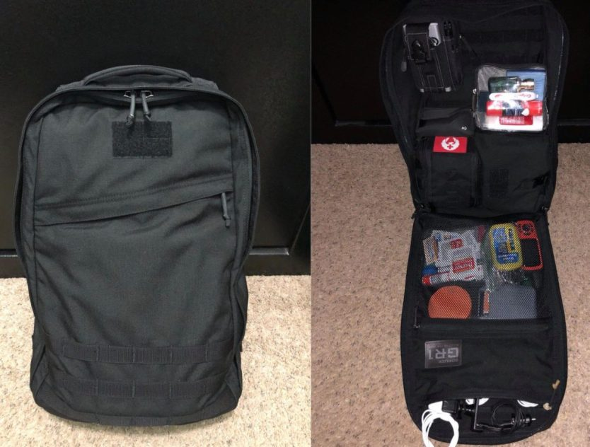 Executive Protection Travel Backpack: Things to Consider