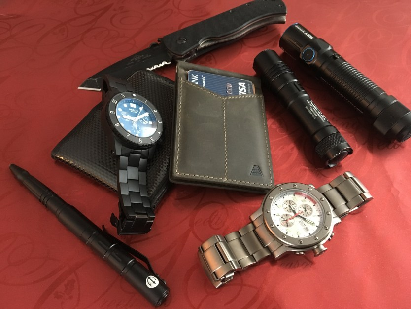 Everyday Carry items that make Great Stocking Stuffers